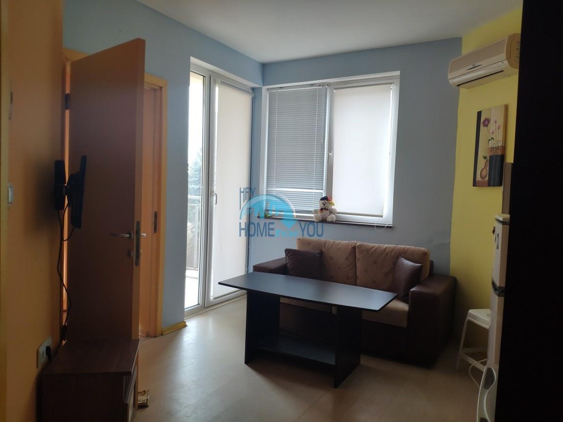 Небольшая двухкомнатная квартира в районе Русалка, Святой Влас