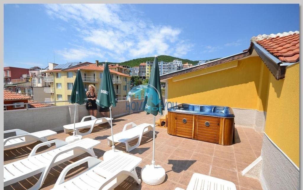 Недорогая двухкомнатная квартира  на курорте Святой Влас 11