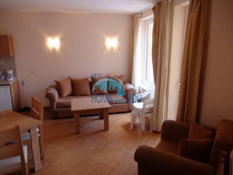 Недорогая квартира с хорошей мебелью в Святом Власе