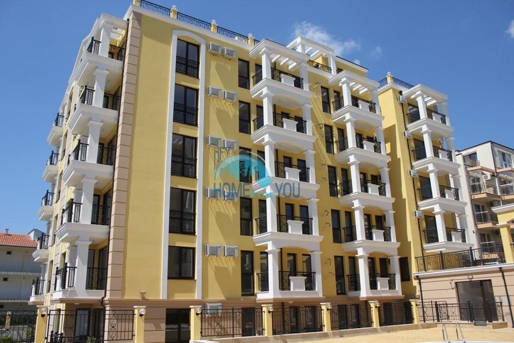 Новые апартаменты на продажу в комплексе Морской берег, Святой Влас
