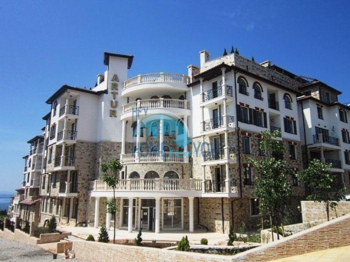 Элитная двухкомнатная квартира в комплексе Артур в Святом Власе 5