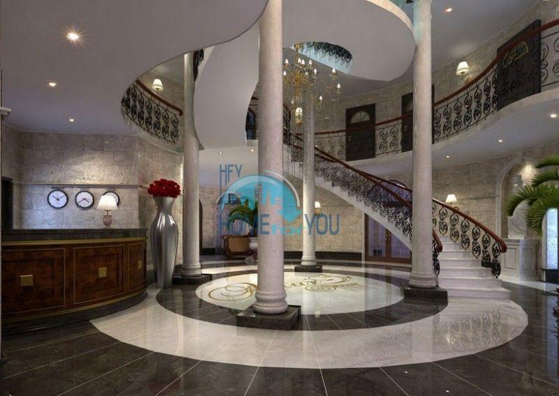 Элитная двухкомнатная квартира в комплексе Артур в Святом Власе 7