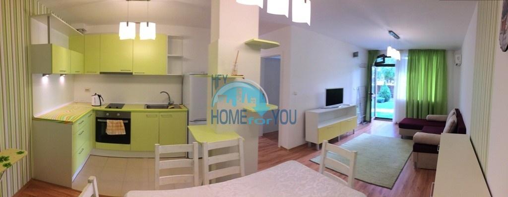 Отличная двухкомнатная квартира в Святом Власе