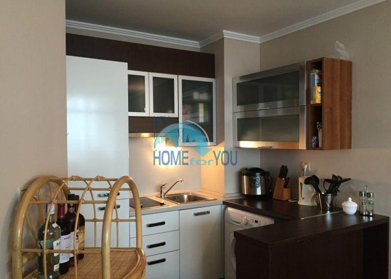 Отличная квартира на первой линии Святого Власа, комплекс Диамант 7