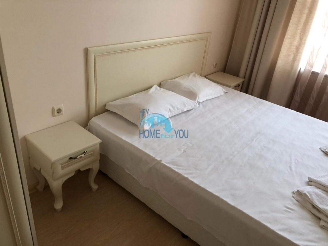 Просторная, стильная трехкомнатная квартира в комплексе Артур, Святой Влас 10