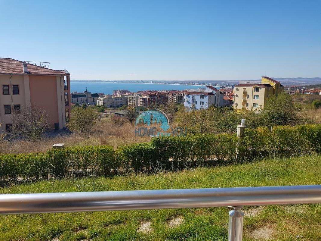 Студия с панорамным видом на море в Святом Власе