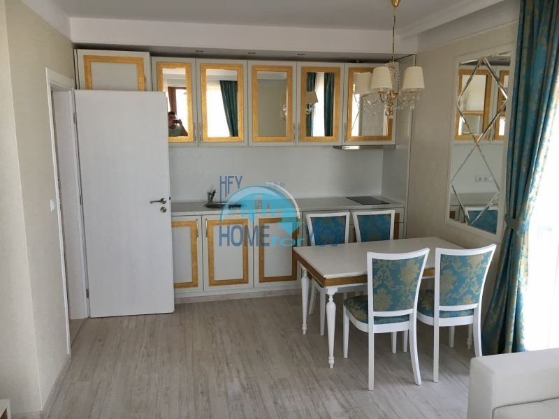 Трехкомнатная квартира с видом на море  в шикарном комплексе - Святой Влас 7