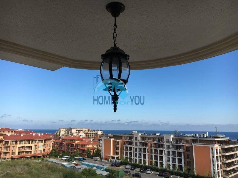 Трехкомнатная квартира с видом на море  в шикарном комплексе - Святой Влас 2