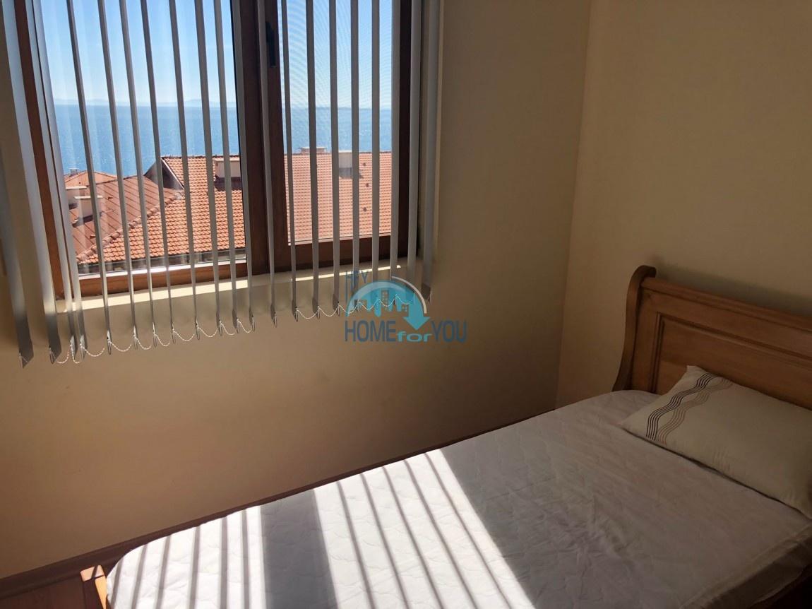 Трехкомнатная квартира с шикарным видом на море в комплексе Райский сад 9