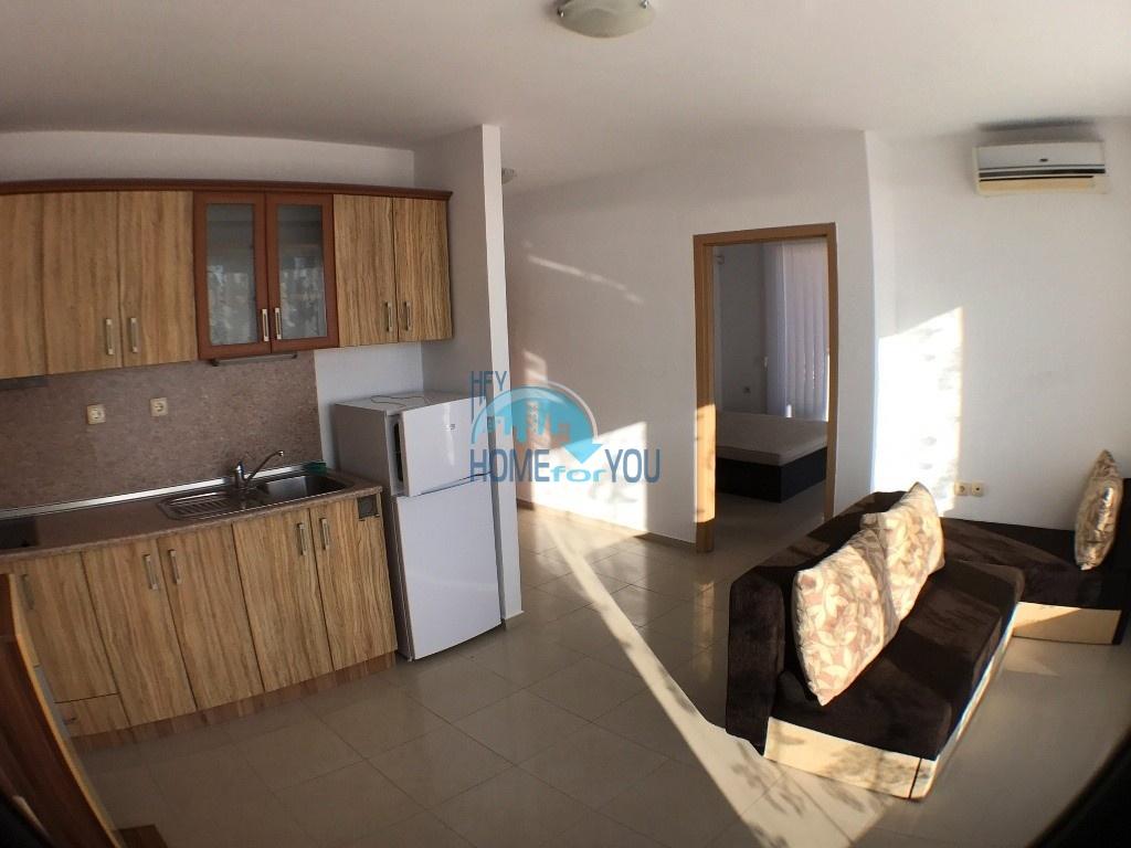 Двухкомнатная квартира с видом на море на курорте Святой Влас 6