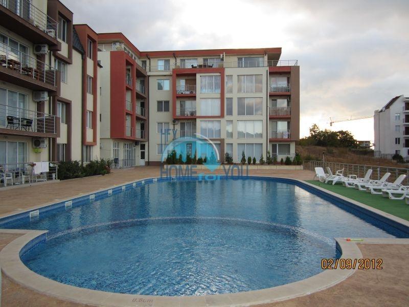 Уютная трехкомнатная квартира у моря на курорте Святой Влас