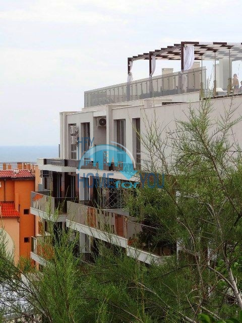 Вилла Аристо - уютные квартиры у подножья горы в Святом Власе. Техника и мебель в подарок! 2