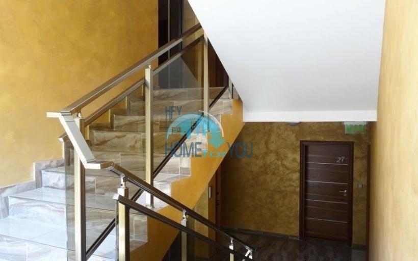Вилла Аристо - уютные квартиры у подножья горы в Святом Власе. Техника и мебель в подарок! 20