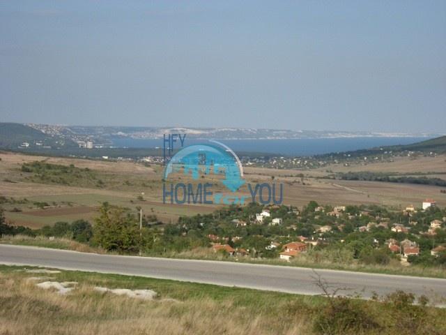 Земельный участок с видом на море за курортом Албена