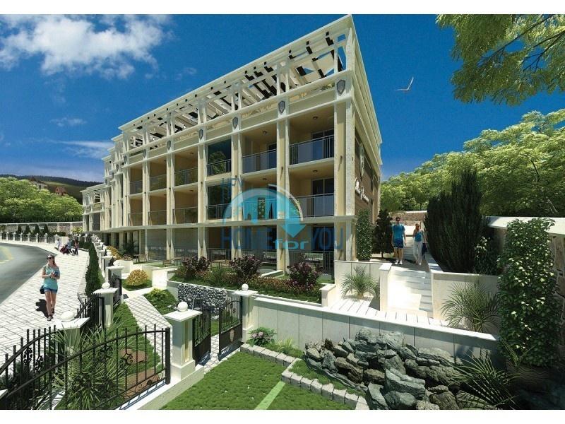 Villa Florence - комплекс закрытого типа для ценителей комфорта и уюта в городе Варна, местность Евксиноград