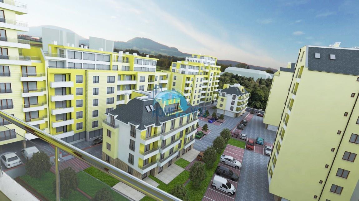Удобные и привлекательные апартаменты в центре города Варна, в новом жилом комплексе