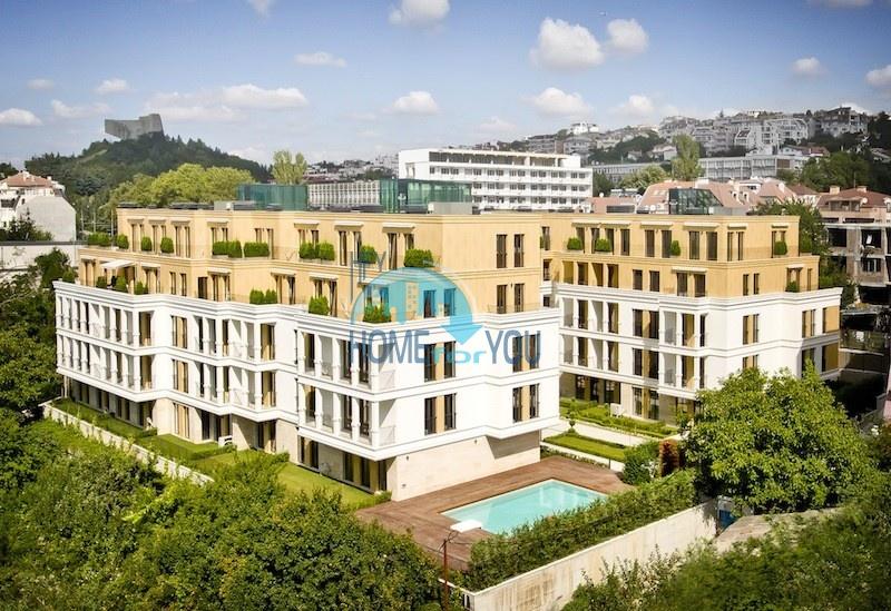 «EVERGREEN» - уникальный жилой комплекс премиум-класса в престижном квартале города Варны