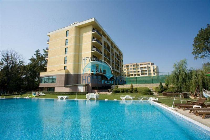 двухкомнатная квартира на курорте Святой Константин и Елена, Варна.