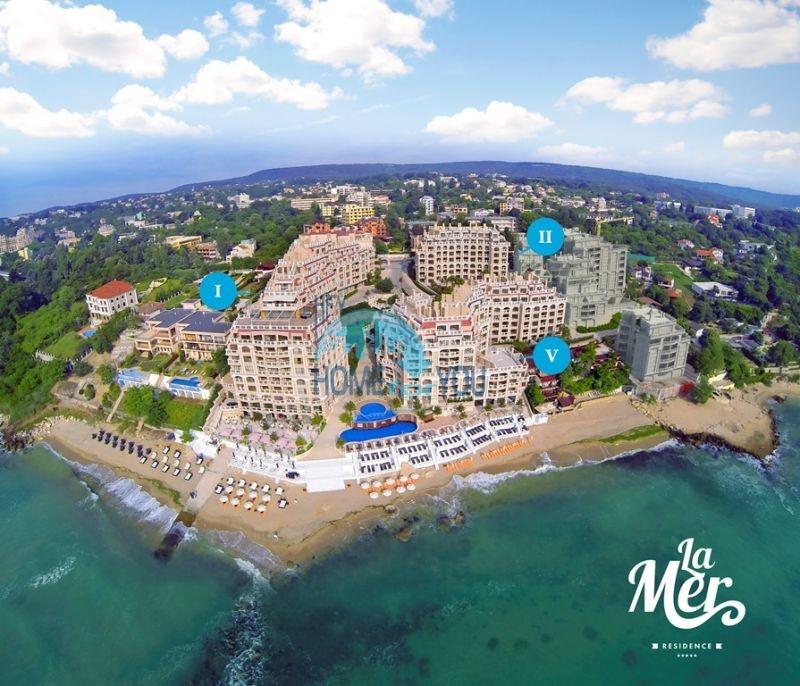 Элитная недвижимость в Болгарии - новая квартира на курорте Золотые Пески