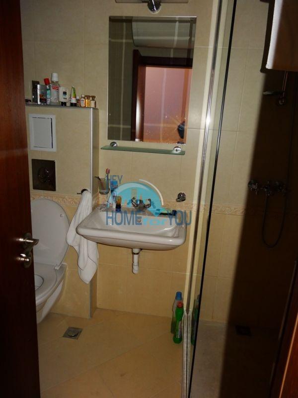 Квартира с мебелью на первой линии с видом на море - Золотые пески 10