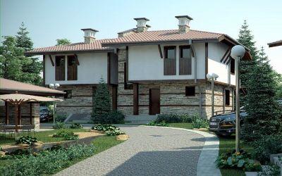 Продается дом в горах около Банско