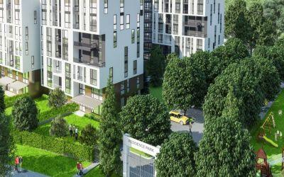 Новая трехкомнатная квартира в Бургасе в квартале Сарафово