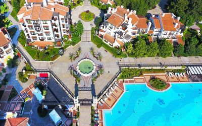 Продается трехкомнатная квартира в комплексе Оазис