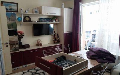 Новая двухкомнатная квартира в Несебре для ПМЖ