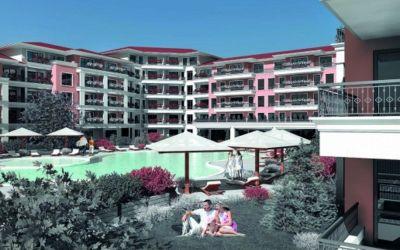 Sea Dreams - уникальный и комфортабельный комплекс в тихом квартале курорта Святой Влас