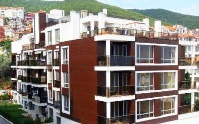 Вилла Аристо - уютные квартиры у подножья горы в Святом Власе. Техника и мебель в подарок!
