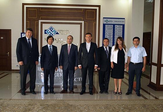 Узбекистан посетила официальная болгарская делегация