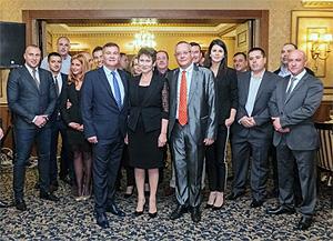 Встреча членов БИСА в Бургасе
