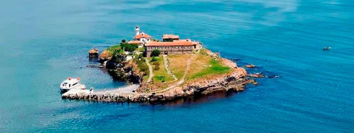 Остров Святой Анастасии откроется для туристов в ближайшие дни