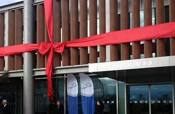 В международном аэропорту г. Бургас открыт новый терминал