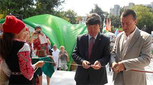 В Добриче проходит Международная сельскохозяйственная выставка