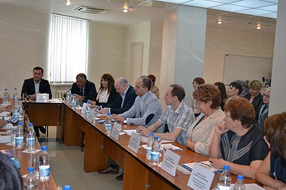 Болгарская делегация посетила Алтайский край