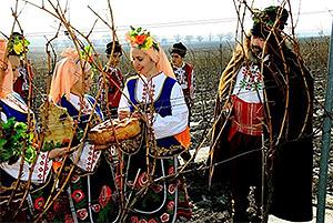В Болгарии празднуют День вина и День Святого Валентина
