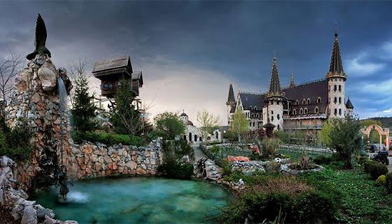 Средневековый замок в Равадиново станет съемочной площадкой голивудского фильма