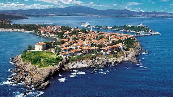 Созополь и остров Корфу с общим туристическим проектом