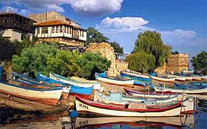 Изменения туристического потока в Болгарию