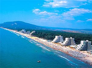 Болгарскому курорту «Албена» исполняется 45 лет