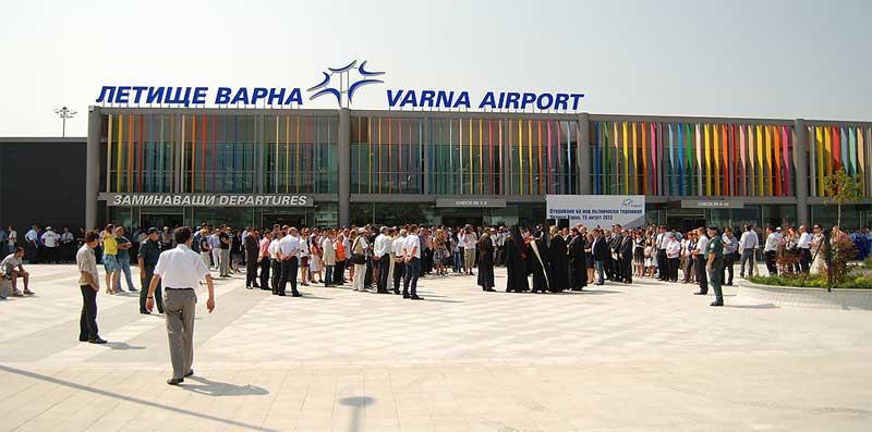 В 2017 году полеты из России в болгарскую Варну удвоятся