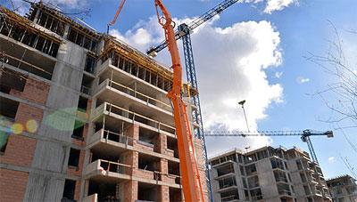 В Болгарии строится 3400 новых жилых объектов