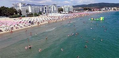 Этим летом Болгарию посетило около 5 миллионов туристов