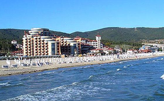 Самый крупный курортный комплекс в Болгарии – Солнечный берег ждет россиян
