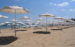 Двенадцать болгарских пляжей получили награду «Голубой флаг»