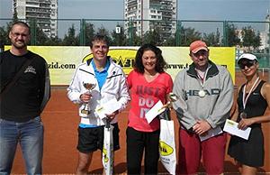 «Нome For You» стала победителем в теннисном турнире