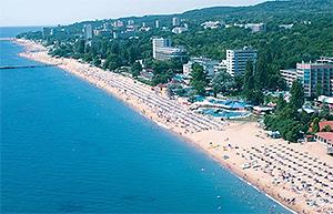 В ближайшее время курорт Солнечный берег посетят около 6 000 туристов