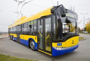 В Бургасе будет обновлен троллейбусный парк