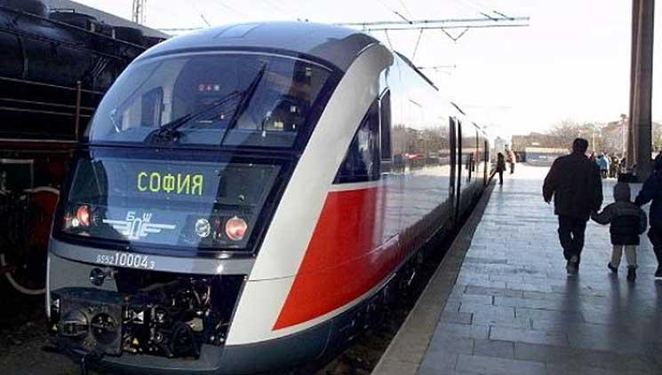 Откроется прямое железнодорожное сообщение София-Киев